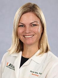 Sarah Getz